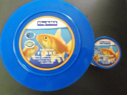 FISH FLAKES 200G