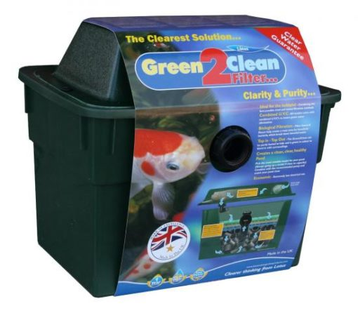 6000L GREEN TO CLEAN FILTER