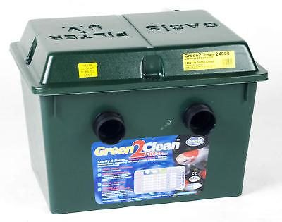 24000L GREEN TO CLEAN FILTER