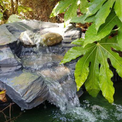 Streams and Water Falls