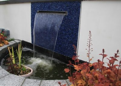 WATER BLADE WATER FEATURE