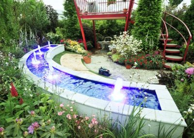 WATER FEATURE PROJECT