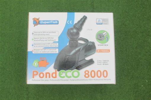 POND ECO 8000 PUMP