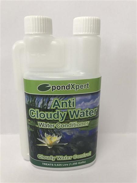 ANTI CLOUDY WATER 250ML POND TREATMENT