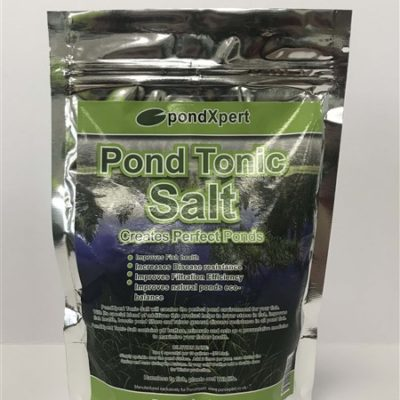 POND TONIC SALT 500G